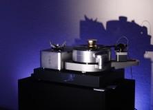 Szemis Audio Konsulting, Kondo - gramofon Ginga, z ramieniem Omega i wkładką gramofonową IO