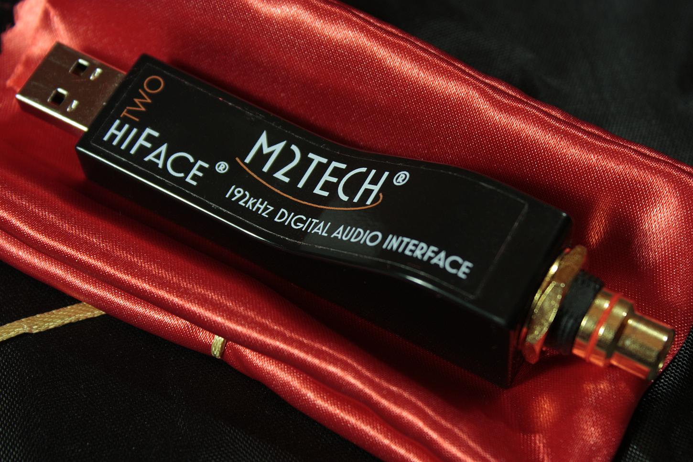 Recenzja: M2Tech HiFace Two 192 kHz - Digital Audio ...