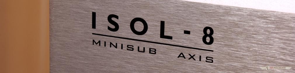 Recenzja: ISOL-8 MiniSub Axis