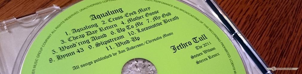 "Recenzja: Jethro Tull ""Aqualung"" The 2011 Steven Wilson Stereo Remix"