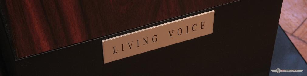 Recenzja: Living Voice Auditorium OBX-RW