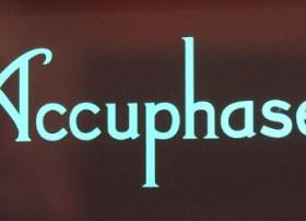 Tej linii nie da się pomylić z żadną inną - to Accuphase...