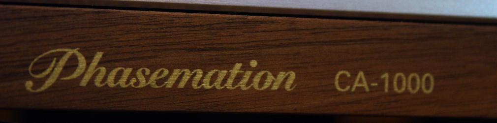 Recenzja: Phasemation CA-1000