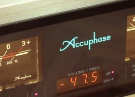 Accuphase od dawien dawna trzyma się swojej klasycznej linii designu, i chyba już nic tego nie zmieni.