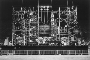 Wall of Sound by Grateful Dead, 1974.