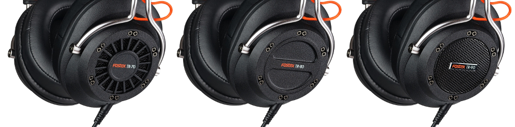 Newsy: Fostex TR-70, TR-80 i TR-90