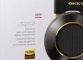 Onkyo-A800-Headphonesa