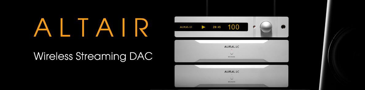Newsy: Nowy streamujący DAC marki AURALiC