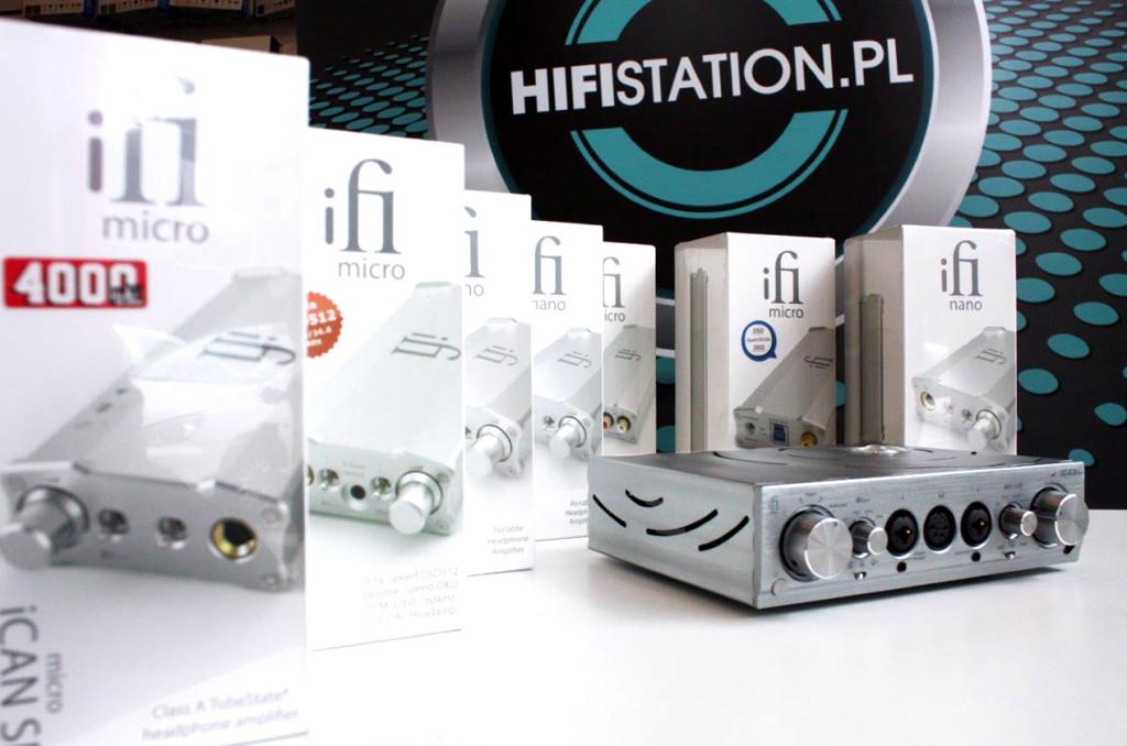 HiFI Station iFi Audio 04