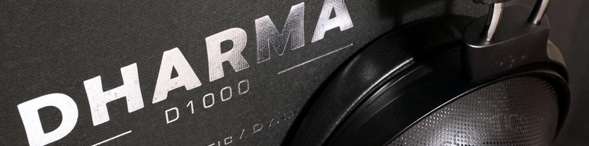 Recenzja: ENIGMAcoustic Dharma D1000
