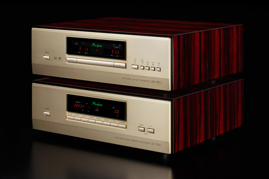 HiFi Philosophy ACCUPHASE DP-950&DC-950