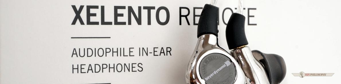 Recenzja: Beyerdynamic Xelento Remote