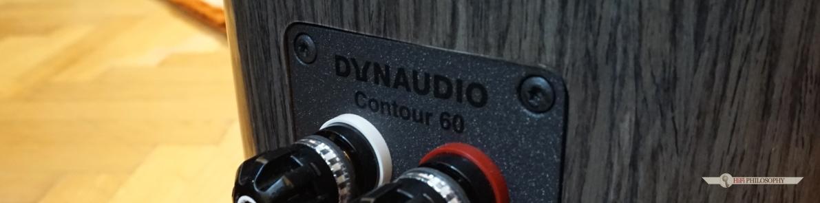 Recenzje: Dynaudio Contour 60