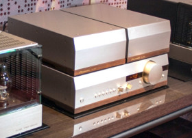 Phasemation CA-1000 MA-2000 HiFI Philosophy Front
