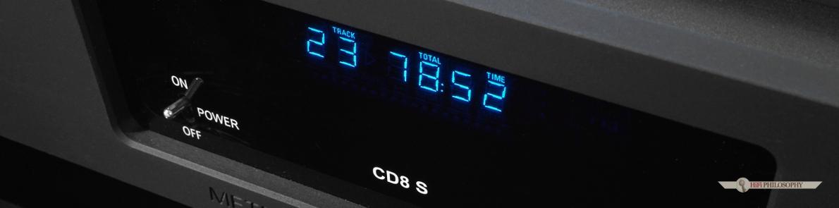 Recenzja: Metronome CD8 T Signature