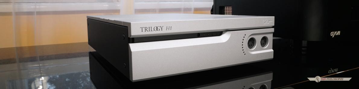 Recenzja: Trilogy Audio H1