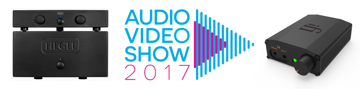 Newsy: Hegel Music System i iFi Audio na wystawie Audio Video Show 2017!