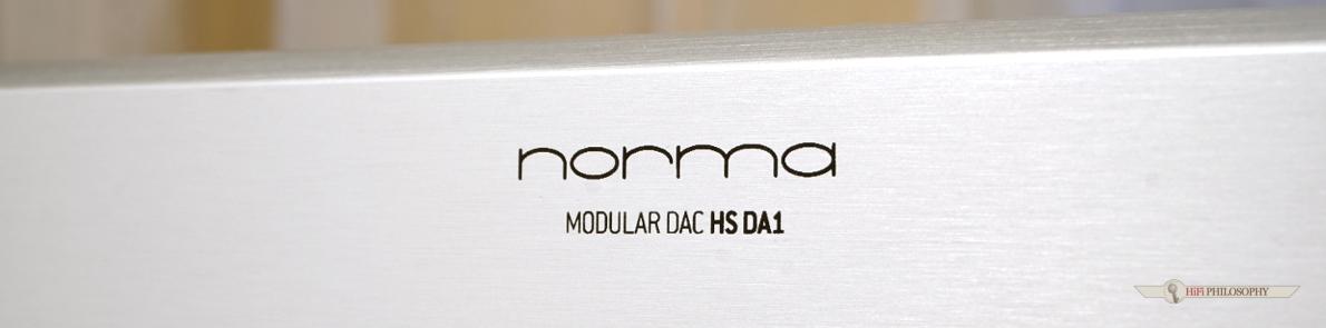 Recenzja: Norma Audio HS-DA1 VAR