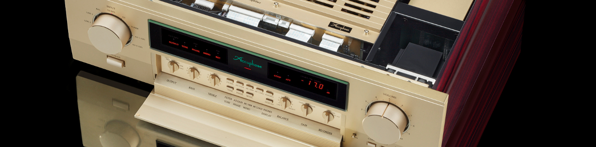 Newsy: Accuphase C-2450