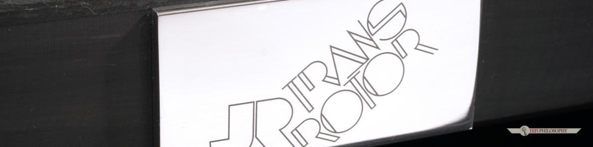 Recenzja: Transrotor La Roccia Reference