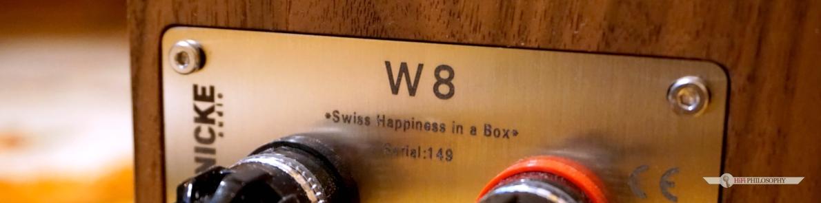 Recenzja: Boenicke W8 SE